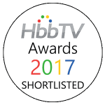 Sofia Digital HbbTV Awards 2017 Shortlisted