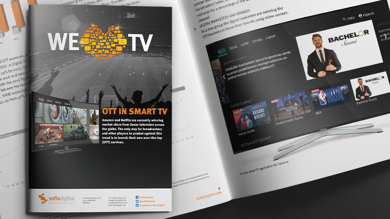 Sofia Digital whitepaper OTT in SMART TV