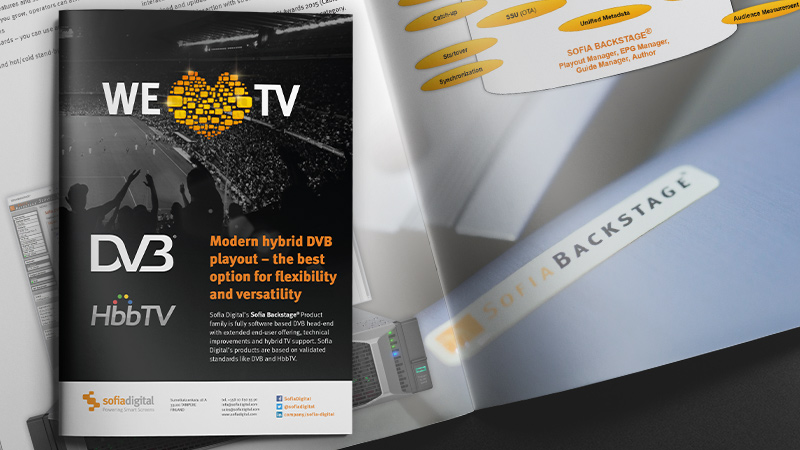 Sofia Digital DVB Whitepaper
